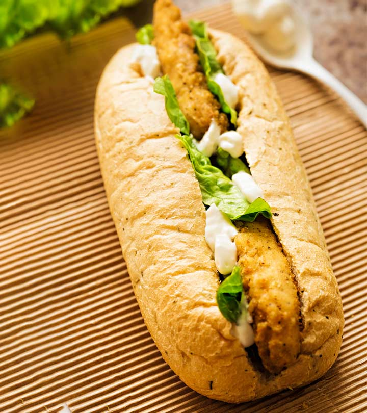 Top 10 Subway Food Items And Their Nutrition
