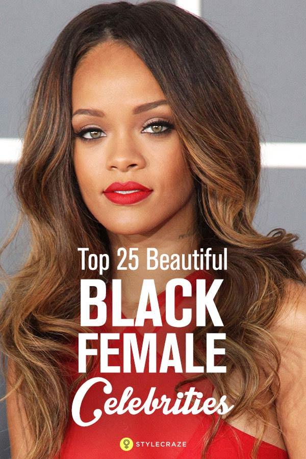 Beautiful busty black women