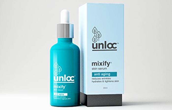 Unloc Mixify Anti-Aging Skin Serum