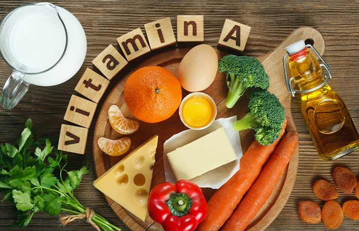Vitamin A For Preventing Aging And Acne