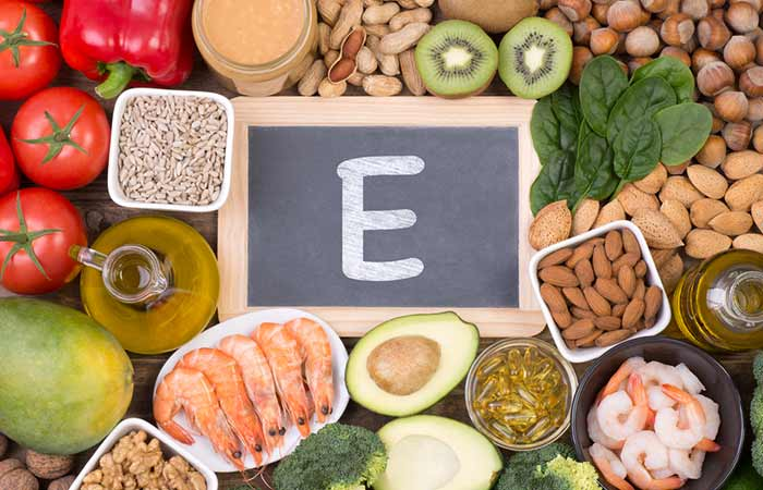 Essential Vitamins For Healthy And Glowing Skin - Vitamin E For Preventing Dryness