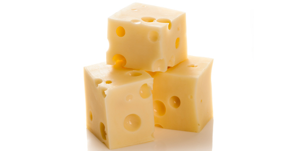 Foods for Healthy Bones - cheese