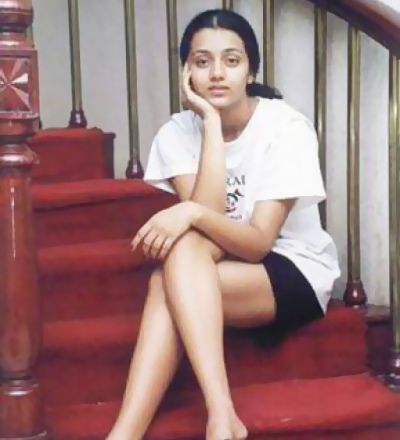 trisha without makeup  top 10 pictures