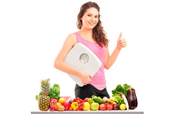 fruits weight