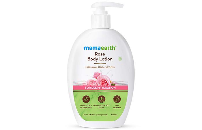 mamaearth Rose Body Lotion