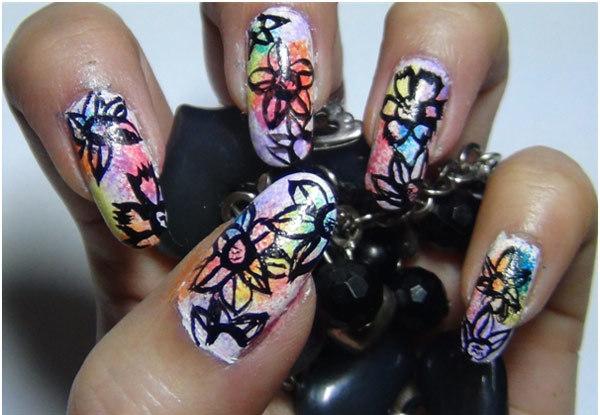 nail art brush