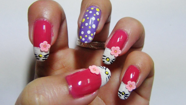 nail art eleven