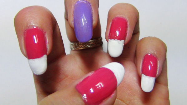 nail art nine