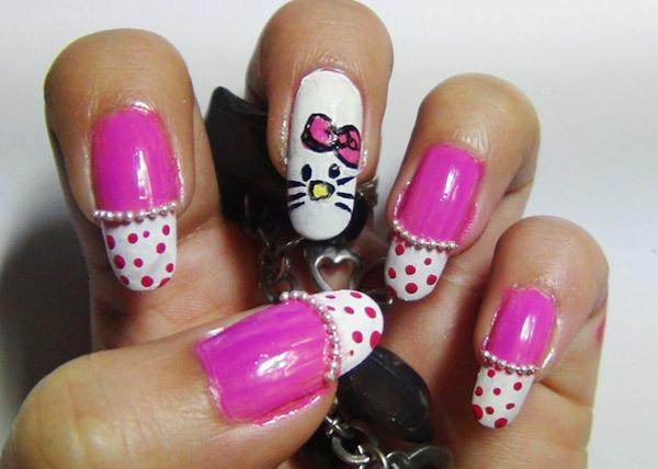 nail art seven