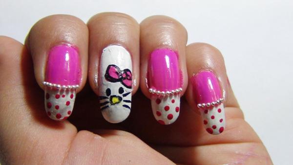 nail art six