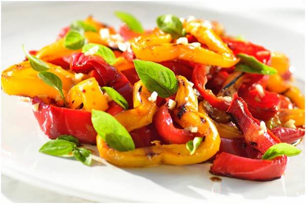 Best Food For Kidney - Red Bell Pepper
