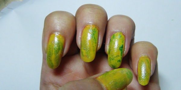Fun green nail art designs you can try right now step 2 prinsesfo Choice Image