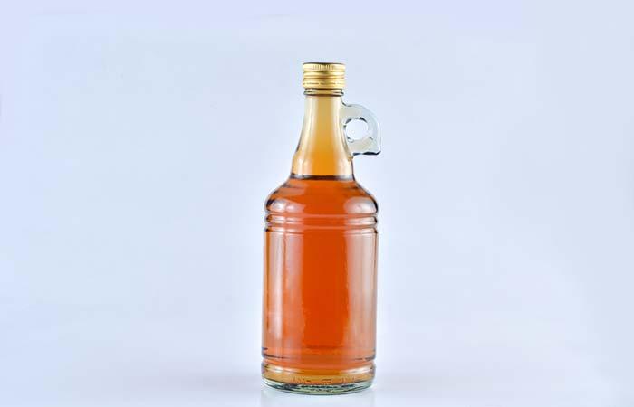 1. Apple Cider Vinegar For Laryngitis