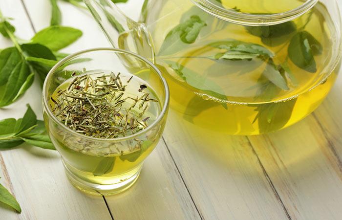 How To Increase Metabolism - Drink Green Tea