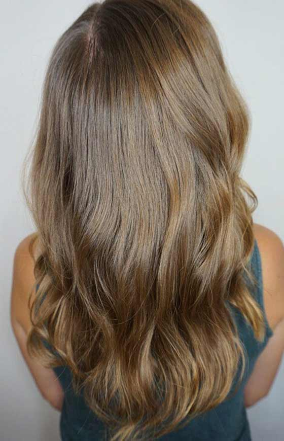 30 Golden Brown Hair Color Ideas