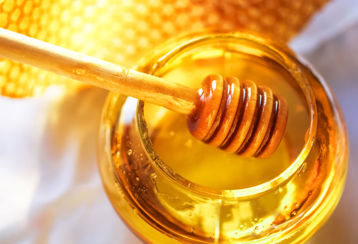 1. Honey For Ulcers
