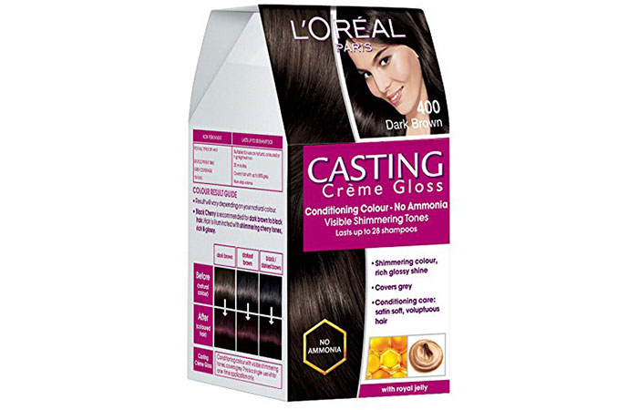 10 Best Ammonia Free Hair Color Brands In India 2018 Update