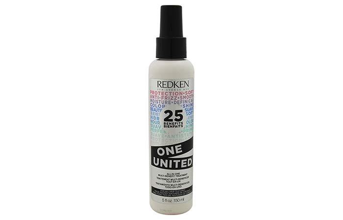 1. Redken One United All-In-One Multi-Benefit Treatment