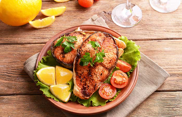 Glutamine Rich Foods - Seafood