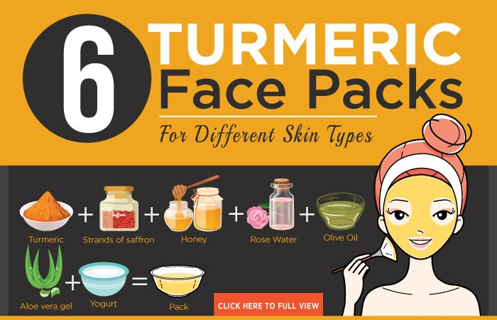 10-Amazing-Turmeric-Face-Packs-For-Different-Skin-Types