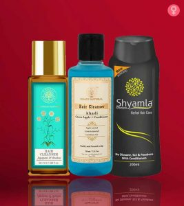 10 Best Shampoos For Gray Hair – 2021