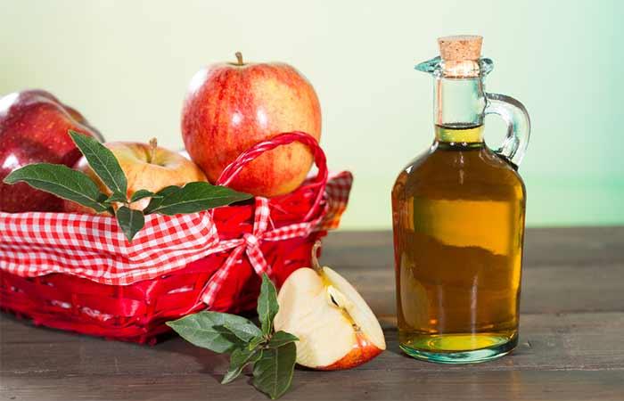 how to stop hair breakage - Apple Cider Vinegar