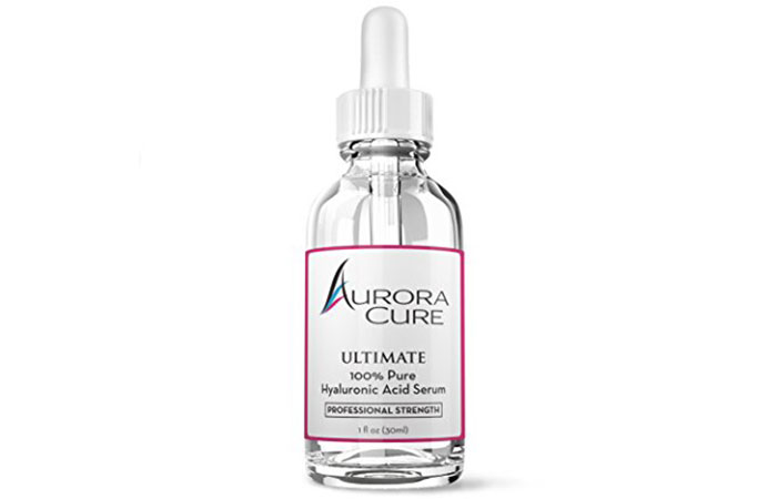 Best Serums For Oily Skin - Aurora Cure Serum