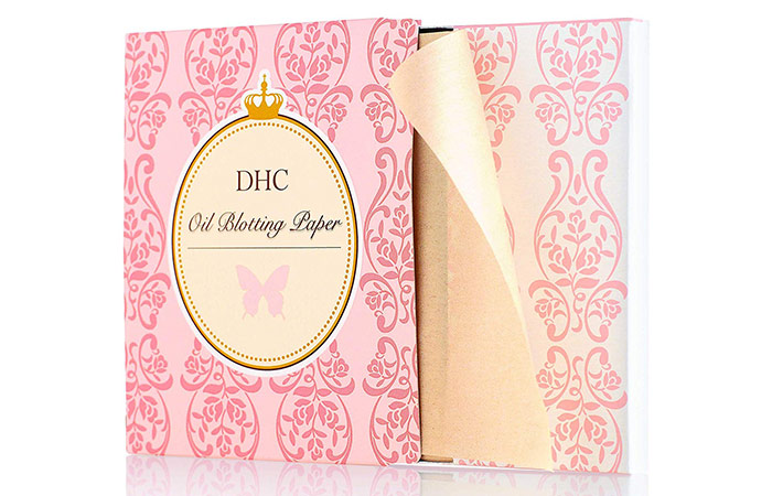 10.-DHC-Blotting-Paper - Blotting Papers For Oily Skin