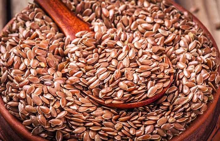 Natural Colon Cleanse - Flaxseeds