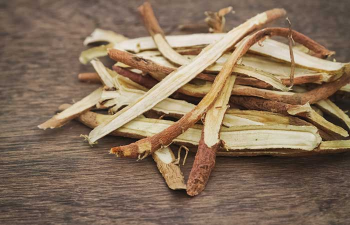 10. Licorice Root For Laryngitis