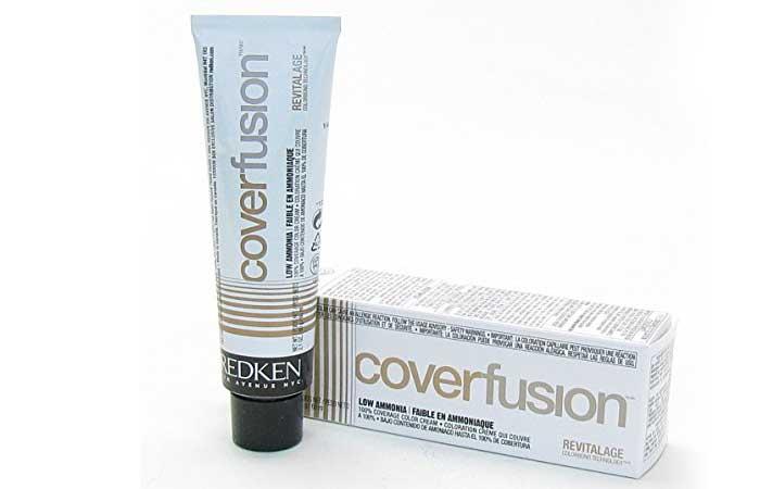 10. Redken Color Fusion Hair Color