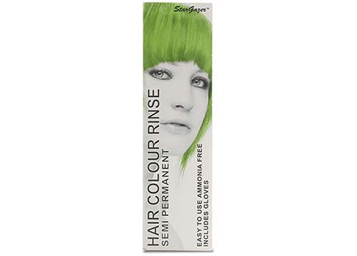 10. Stargazer Semi-Permanent Hair Color