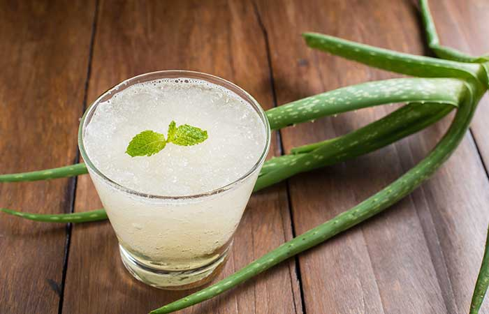 Natural Colon Cleanse - Aloe Vera Juice