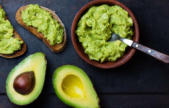 how to stop hair breakage - Avocado