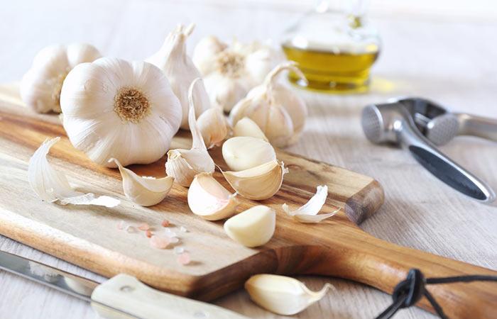 11. Garlic