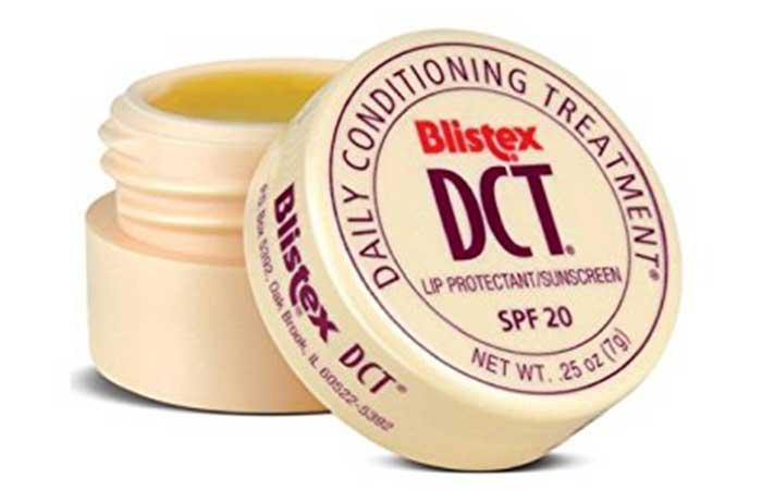 Blistex DCT Lip Balm SPF 20