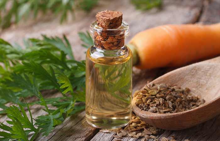 how to stop hair breakage - Carrot Oil