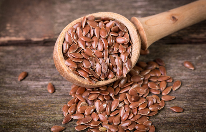 Foods To Eat To Treat Hypothyroidism - Flax Seeds