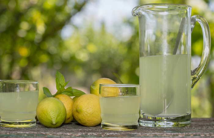 Lower Your Cholesterol Levels - Lemon Juice