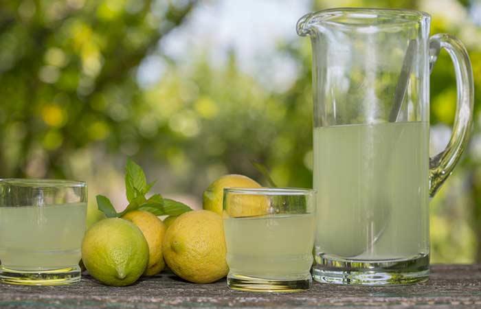 Lower Your Cholesterol Levels - Lemon Juice