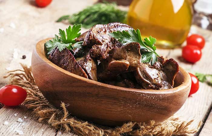 Glutamine Rich Foods - Organ-Meat