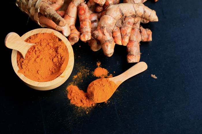 12. Turmeric For Mouth Ulcers