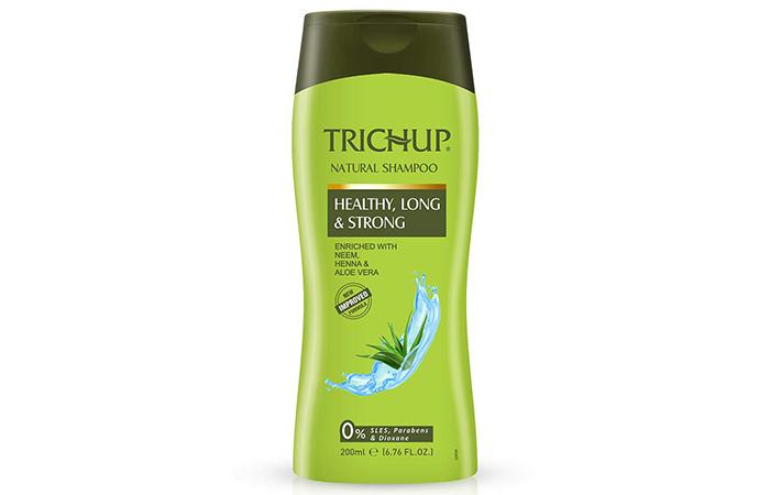Trichup Natural Shampoo