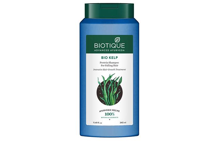 Biotique Advanced Ayurveda Bio Kelp Protein Shampoo