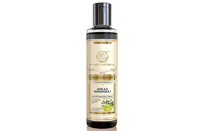 Khadi Natural Hair Cleanser