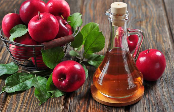 Lower Your Cholesterol Levels - Apple Cider Vinegar