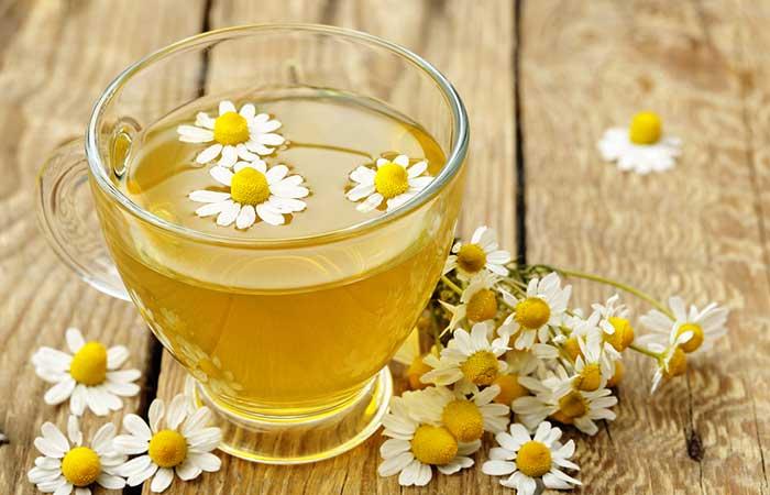 13. Chamomile Tea