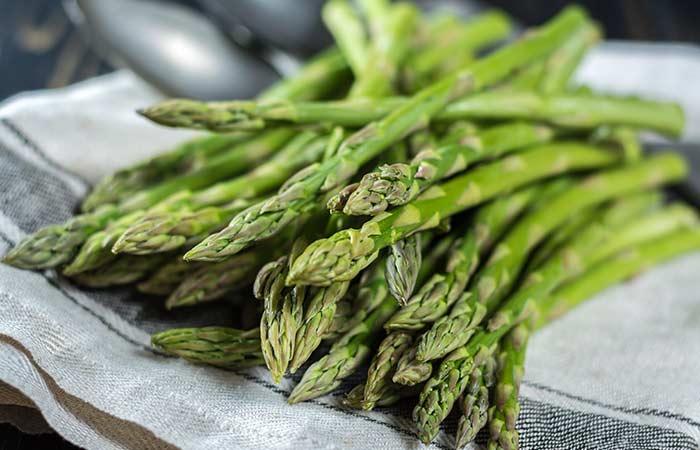 Glutamine Rich Foods - Asparagus