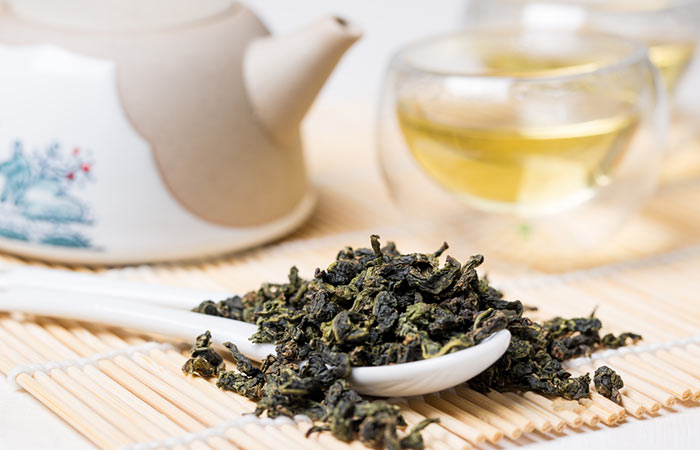 How To Increase Metabolism - Drink Oolong Tea