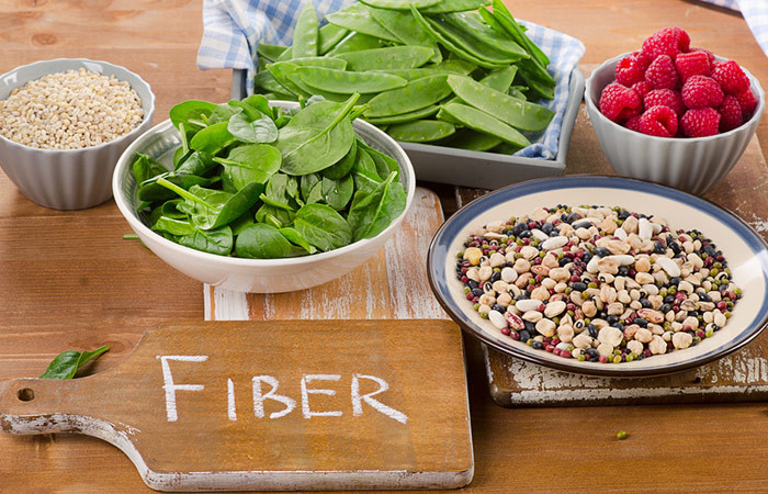 Foods To Eat To Treat Hypothyroidism - Fiber Rich Foods